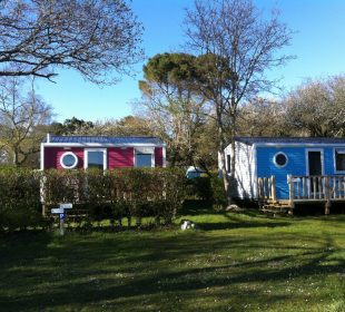 location mobil home crozon Maisonnette Penty